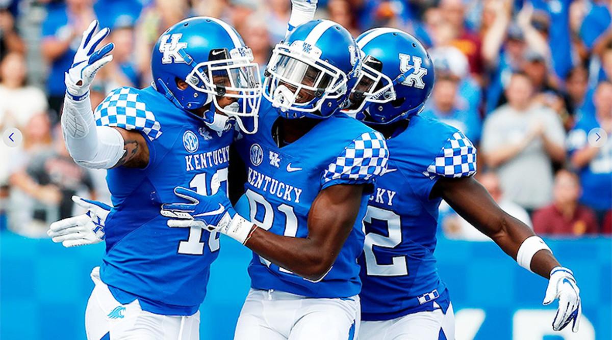 Kentucky Football Schedule 2021
