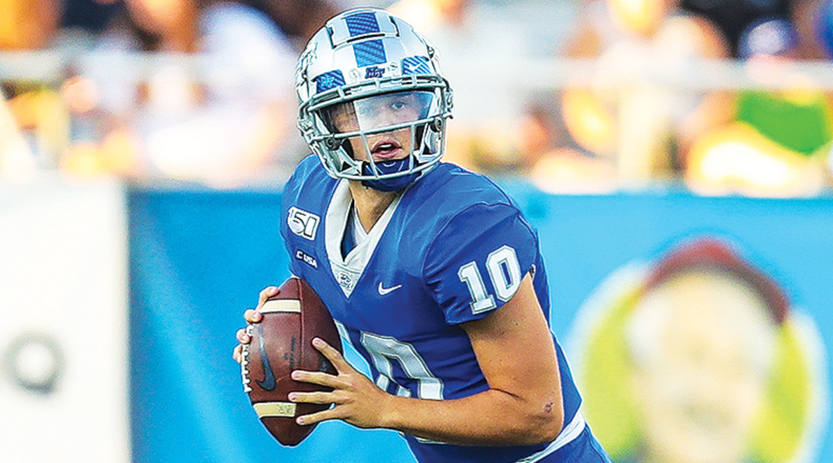 Middle Tennessee (MTSU) Blue Raiders vs. Army West Point Black Knights Prediction and Preview