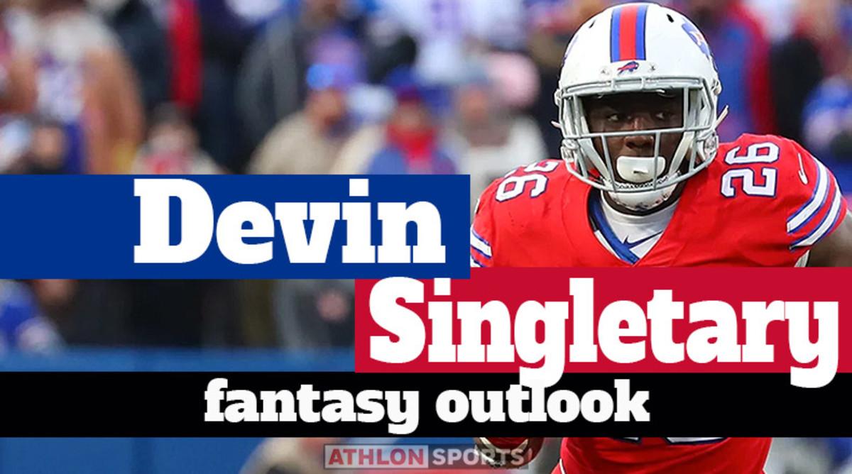 Devin Singletary: Fantasy Outlook 2020