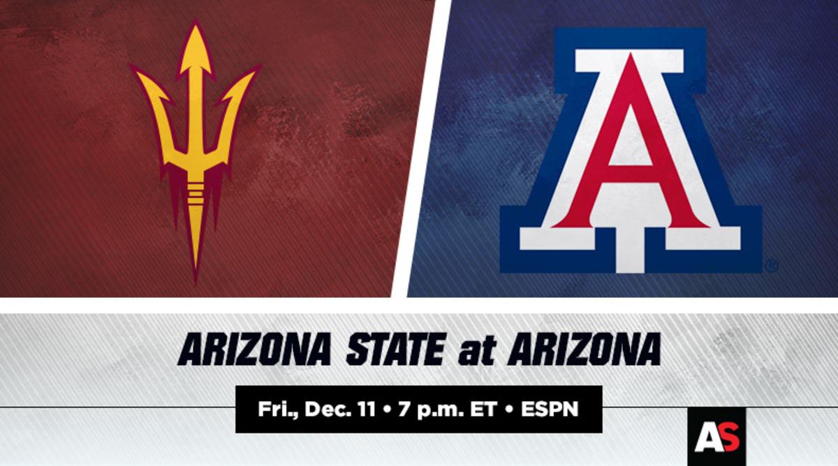 Arizona State vs. Arizona Football Prediction and Preview