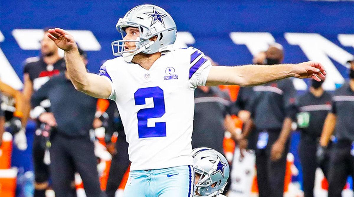 Greg Zuerlein, Dallas Cowboys