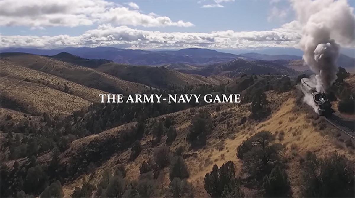 Army-Navy Game: CBS' Intro Videos Get Your Patriotic Juices Flowing