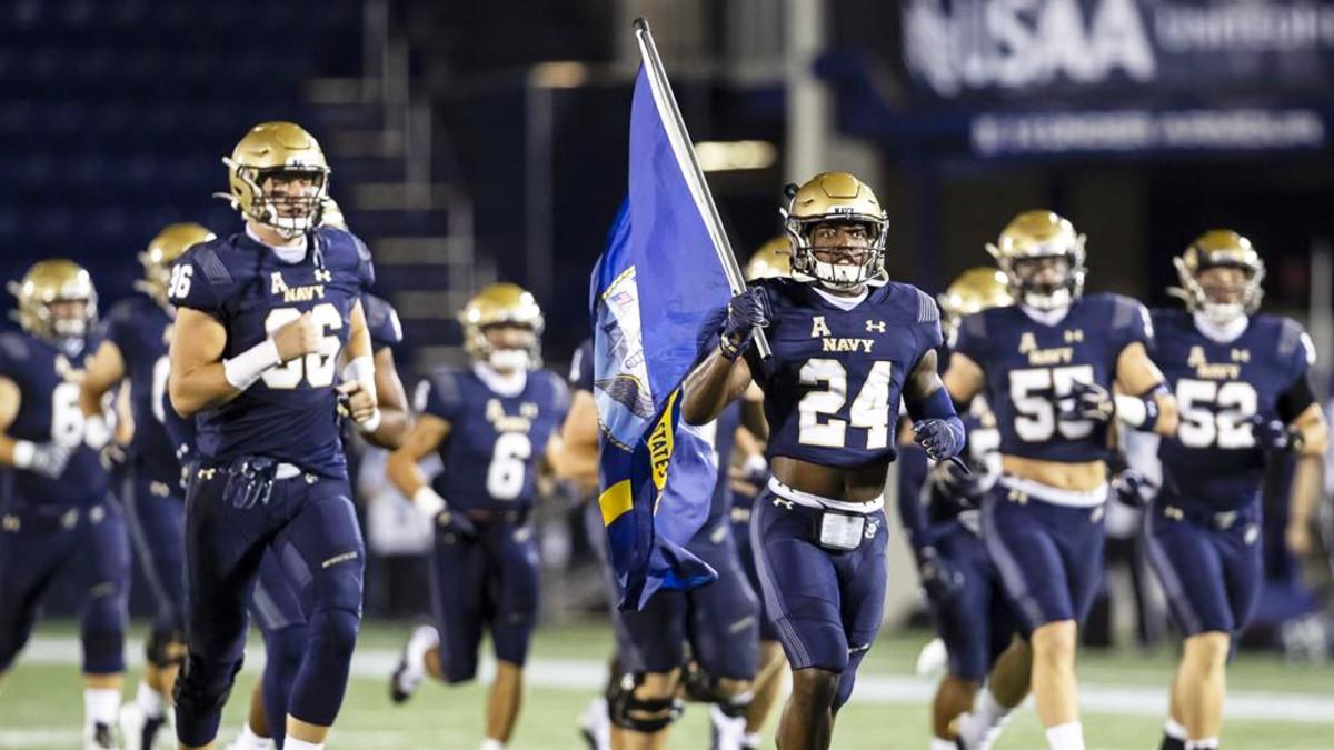 Navy vs. East Carolina (ECU) Football Prediction and Preview