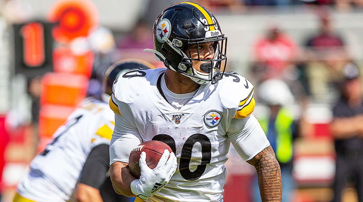 NFL Injury Report: James Conner