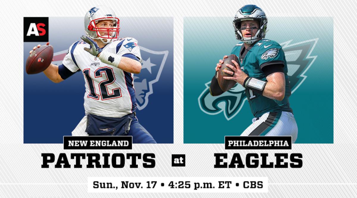 New England Patriots vs. Philadelphia Eagles Prediction and Preview