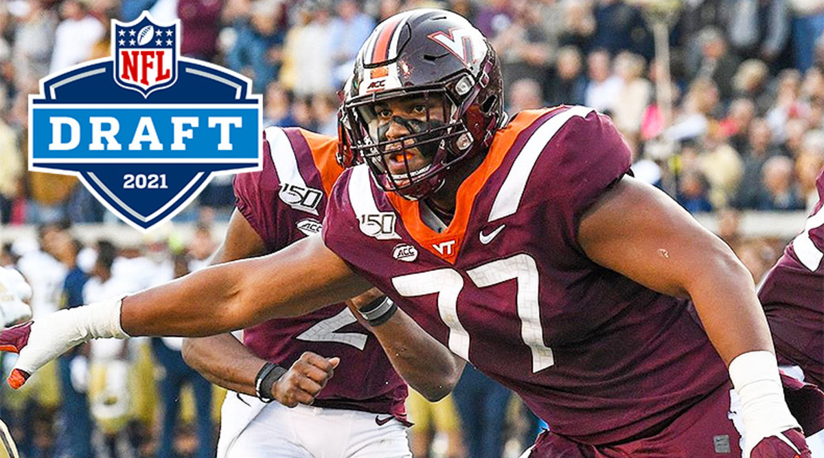 2021 NFL Draft Profile: Christian Darrisaw