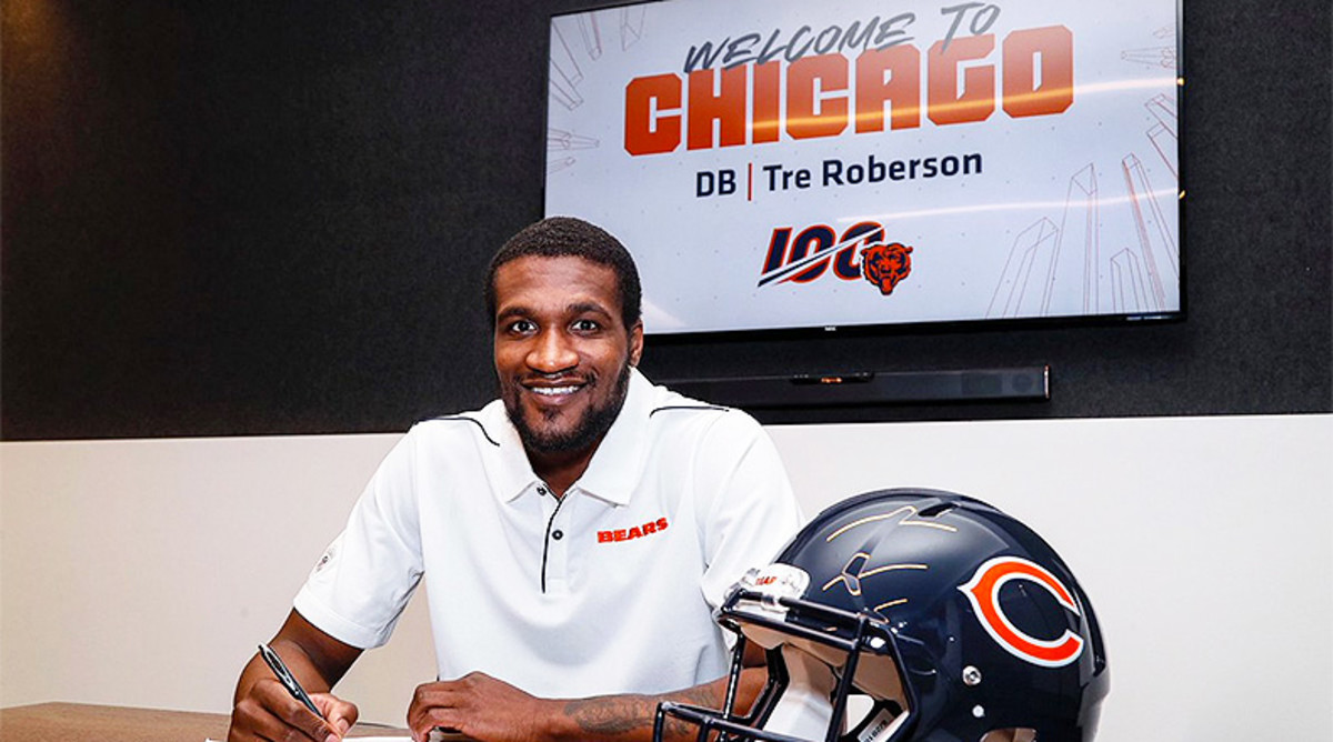 Chicago Bears: 4 Ways That Tre Roberson Bolsters the Defense