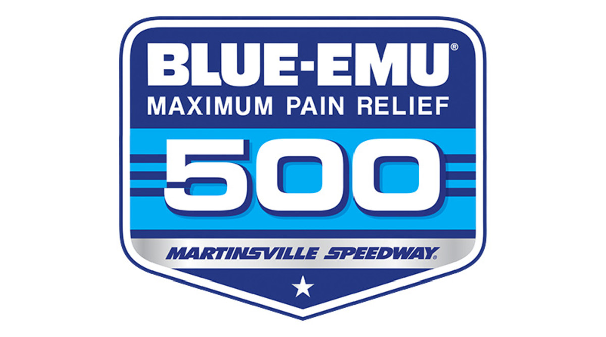 Blue-Emu Maximum Pain Relief 500 (Martinsville) NASCAR Preview and Fantasy Predictions