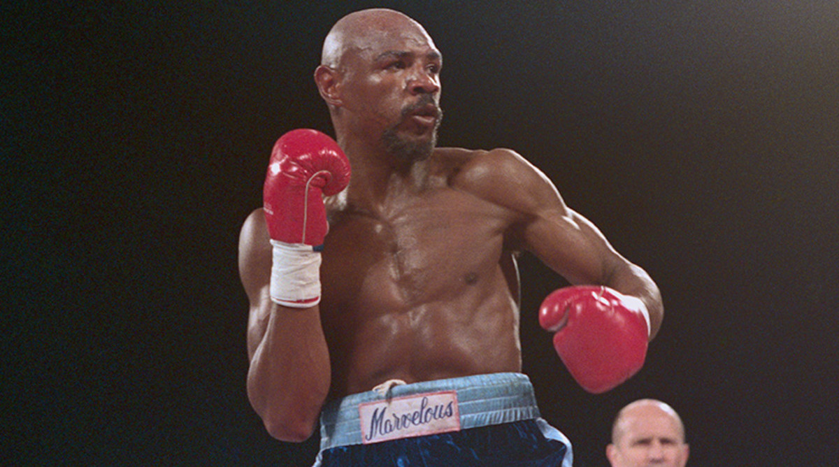 Marvelous Marvin Hagler was Brutal in the Ring, But Really Nice to Fans