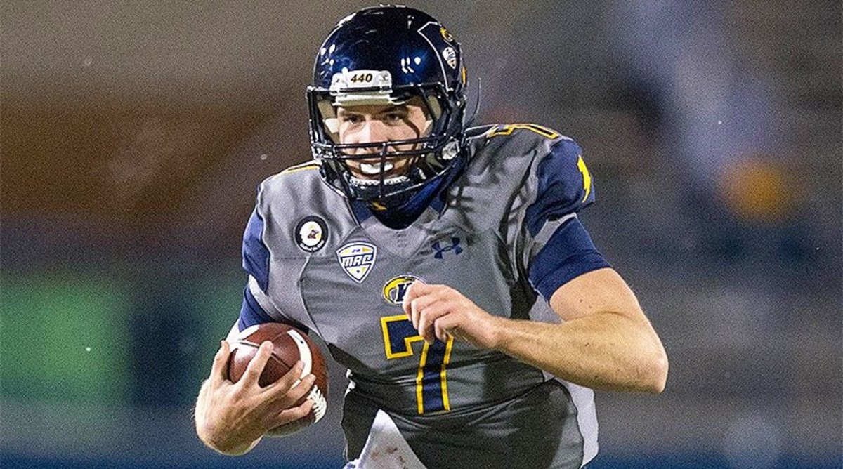 Dustin Crum, Kent State Golden Flashes Football