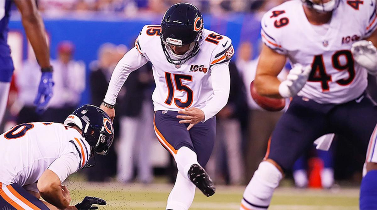 Chicago Bears: 3 Ways Eddy Pineiro Can Keep the Kicking Job
