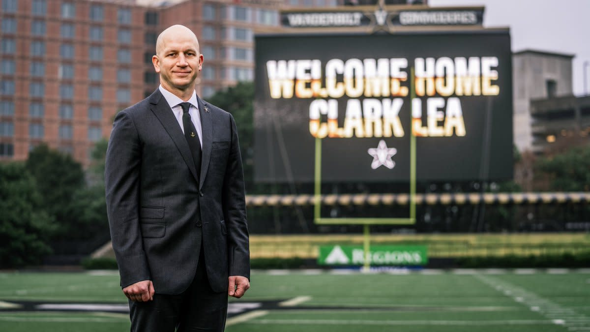 Clark Lea, Vanderbilt Commodores Football