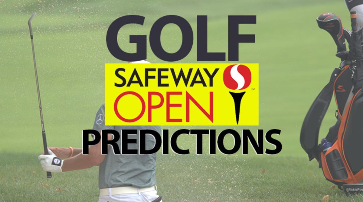Safeway Open 2019 Fantasy Golf Picks
