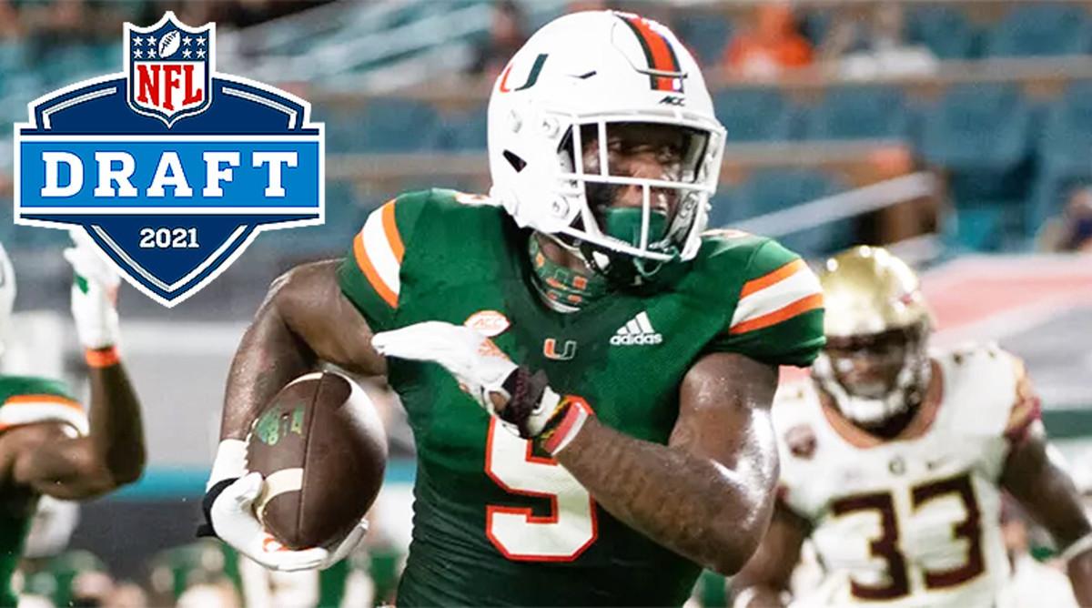 2021 NFL Draft Profile: Brevin Jordan