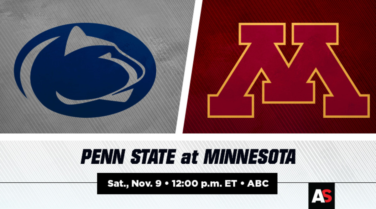 Penn State vs. Minnesota Football Prediction and Preview