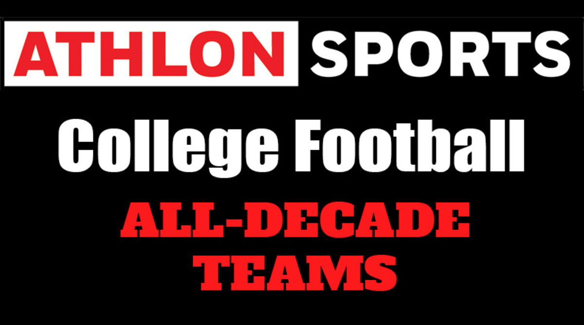 College Football All-Decade Teams for the 2010s