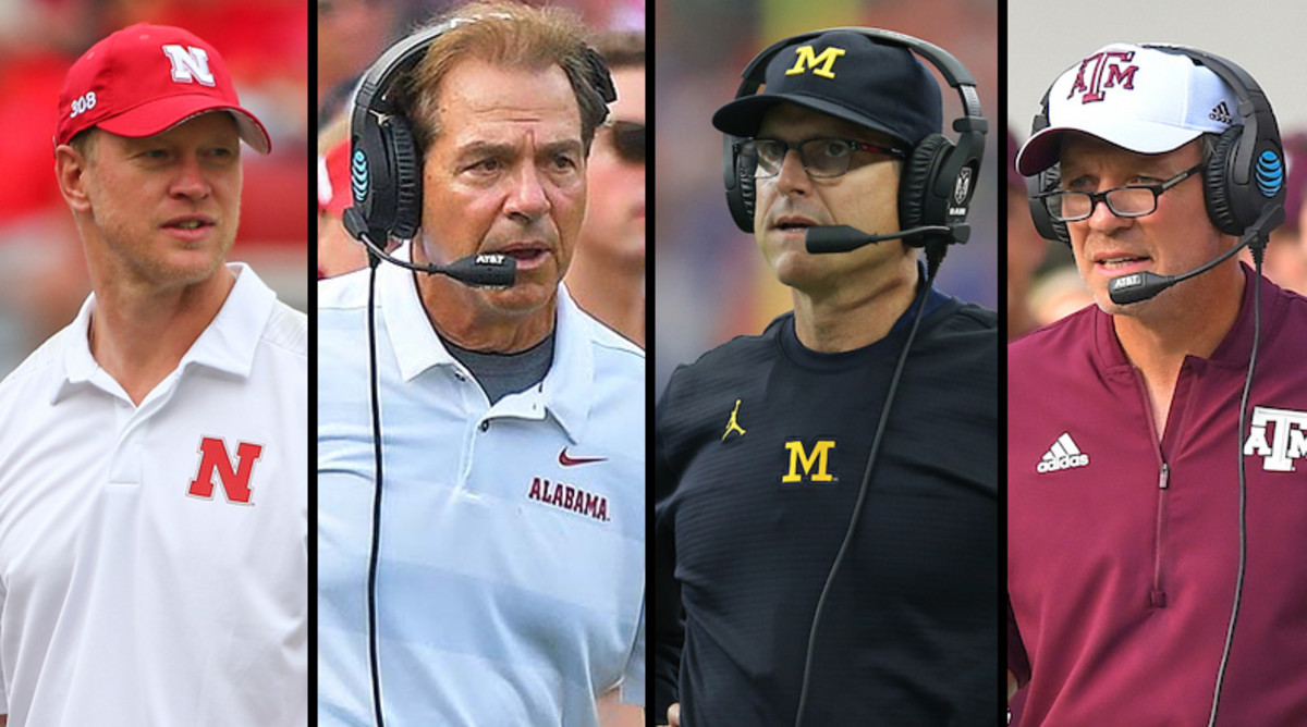 Ranking All 130 College Football Head Coaches for 2019