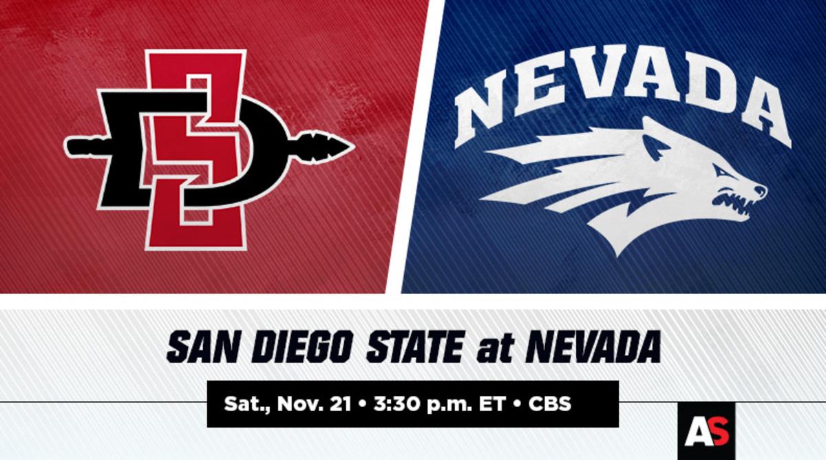 San Diego State (SDSU) vs. Nevada Football Prediction and Preview