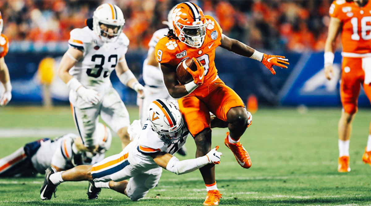 Virginia (UVA) vs. Clemson Football Prediction and Preview