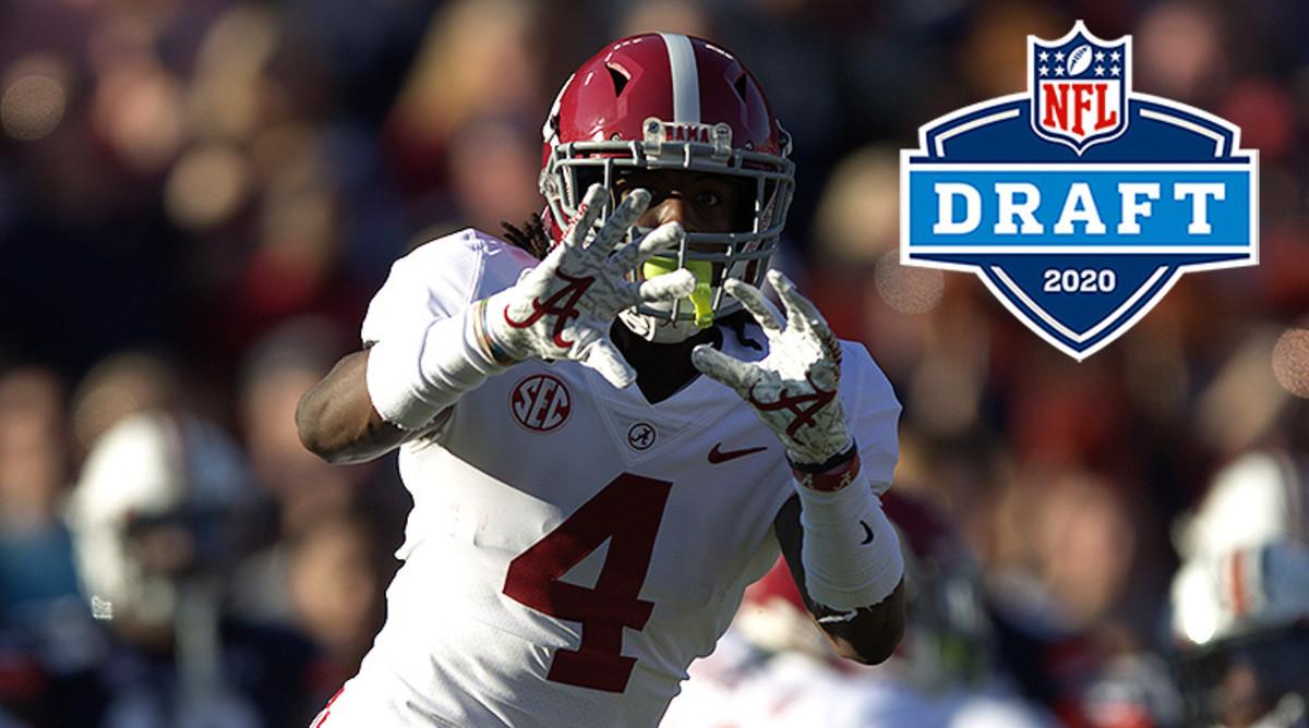 2020 NFL Draft: Wide Receiver Rankings