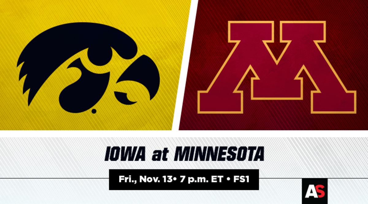 Iowa vs. Minnesota Football Prediction and Preview