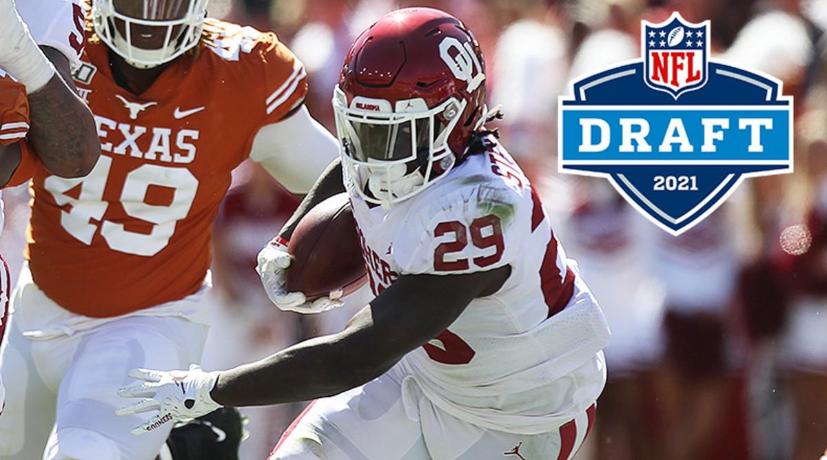 2021 NFL Draft Profile: Rhamondre Stevenson