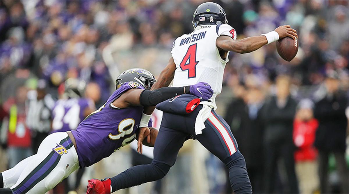 Defense/Special Teams Rankings Week 12: Matthew Judon/Baltimore Ravens