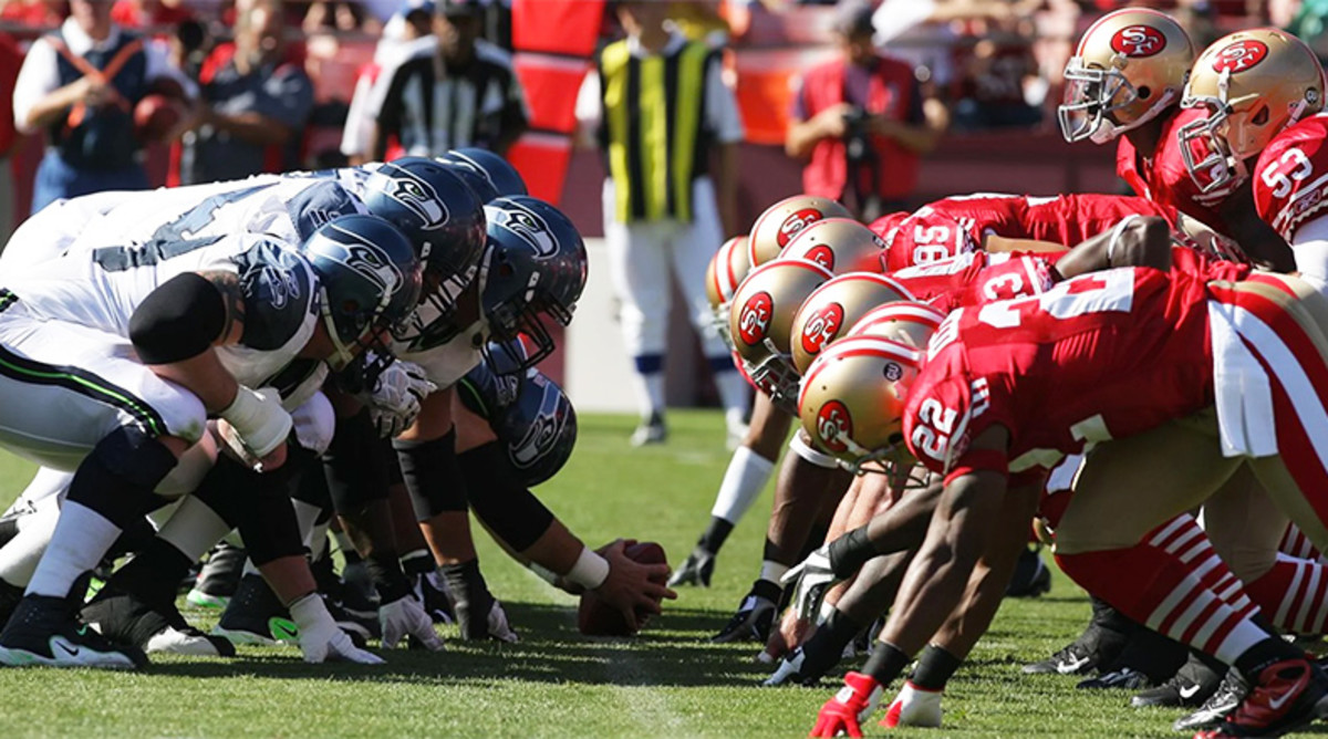 5 Greatest San Francisco 49ers vs. Seattle Seahawks Games