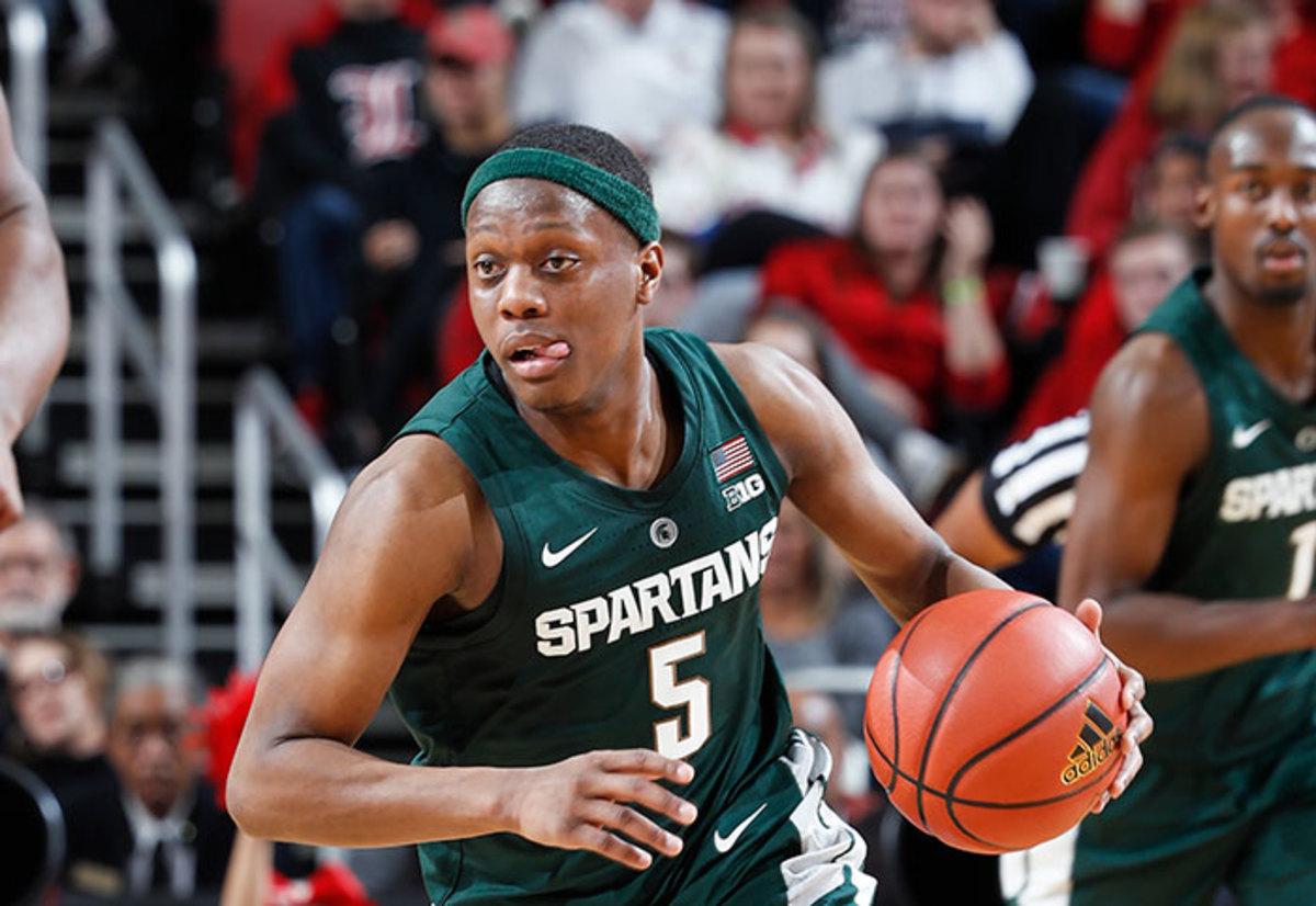 Michigan State Basketball: Cassius Winston
