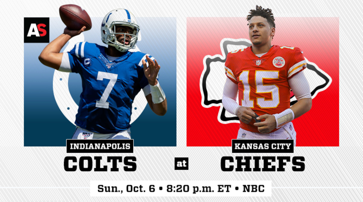 Sunday Night Football: Indianapolis Colts vs. Kansas City Chiefs Prediction and Preview