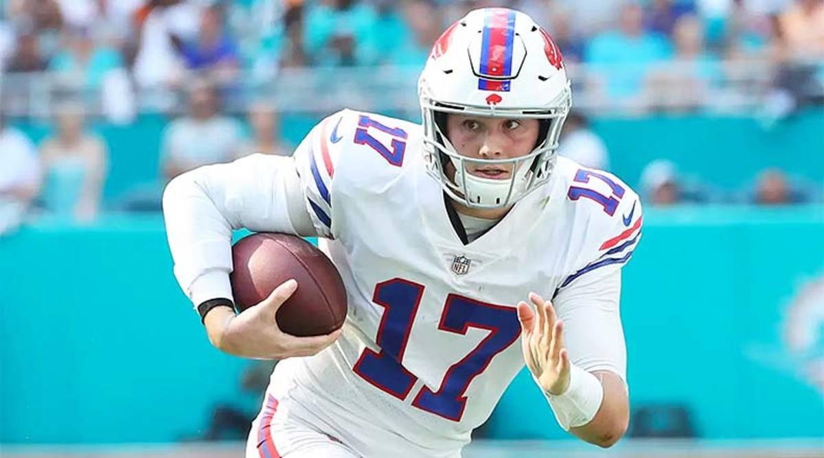 Quarterback Rankings Week 14: Josh Allen