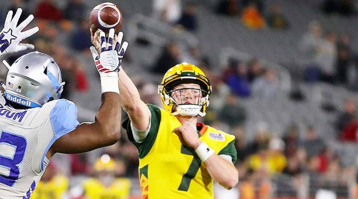 AAF Football: 5 Players Who Stood Out in Week 1