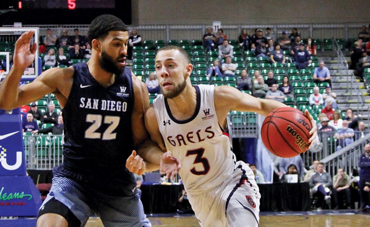 Saint Mary's Gaels Basketball: Jordan Ford