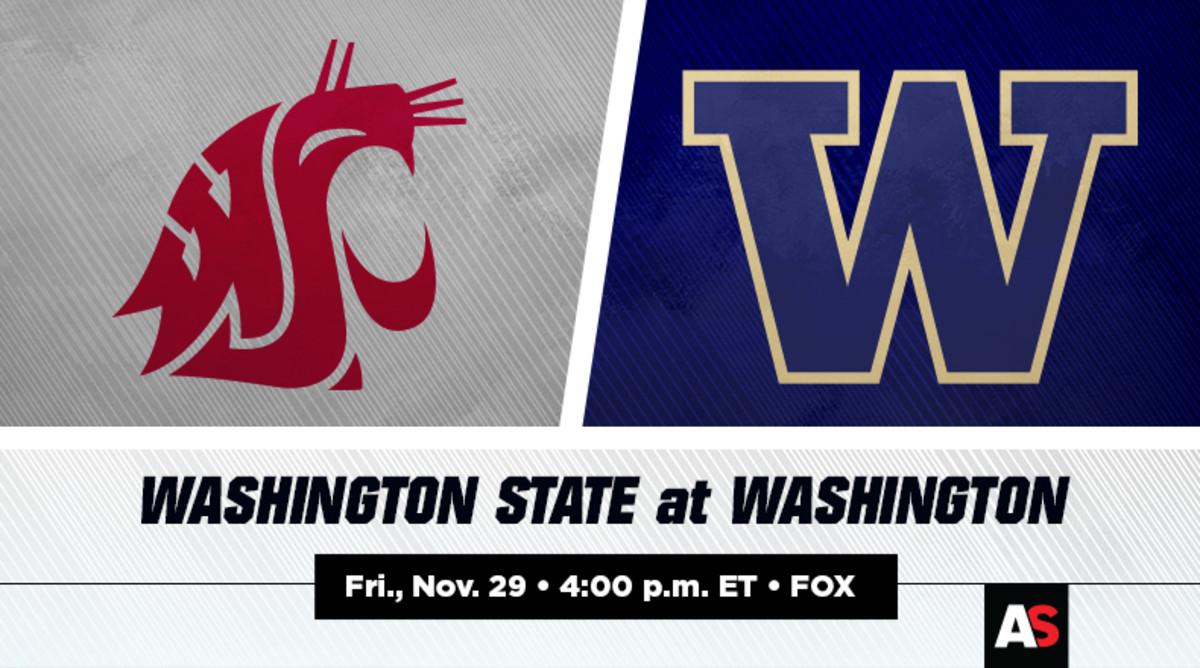 Washington State vs. Washington Football Prediction and Preview