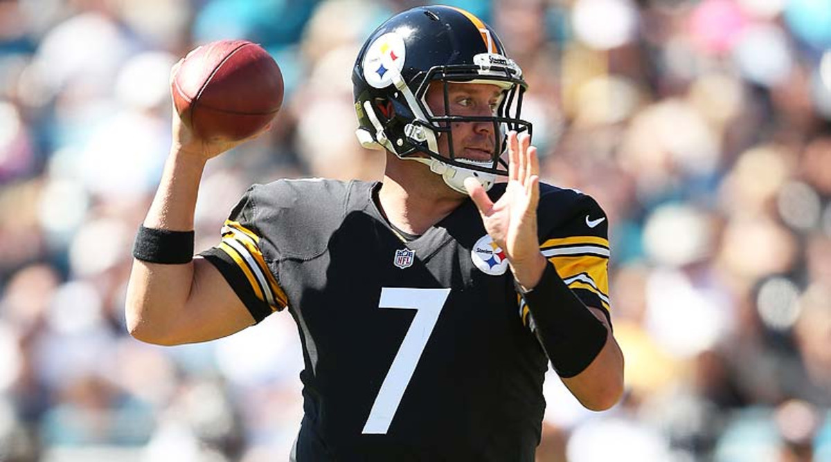Ben Roethlisberger, Pittsburgh Steelers Football