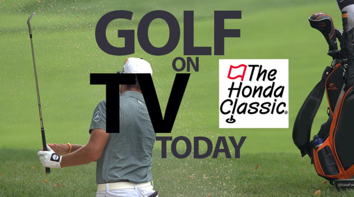 Golf on TV Today (Saturday, Feb. 29): Honda Classic