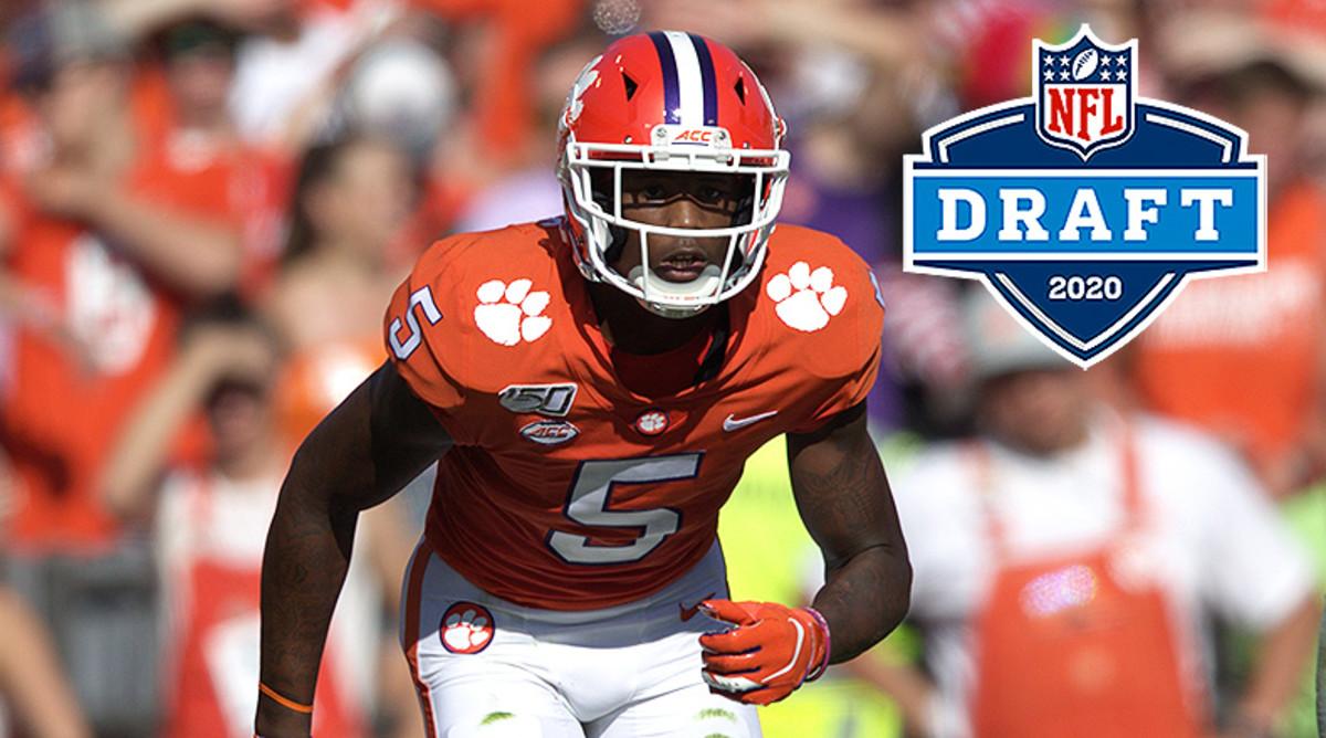 2020 NFL Draft Profile: Tee Higgins