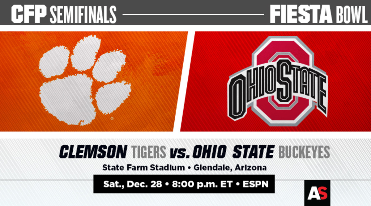 Fiesta Bowl Prediction and Preview: Clemson vs. Ohio State