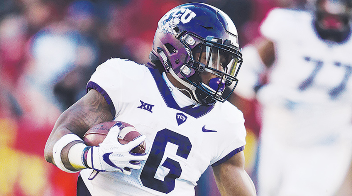 West Virginia vs. TCU Football Prediction and Preview
