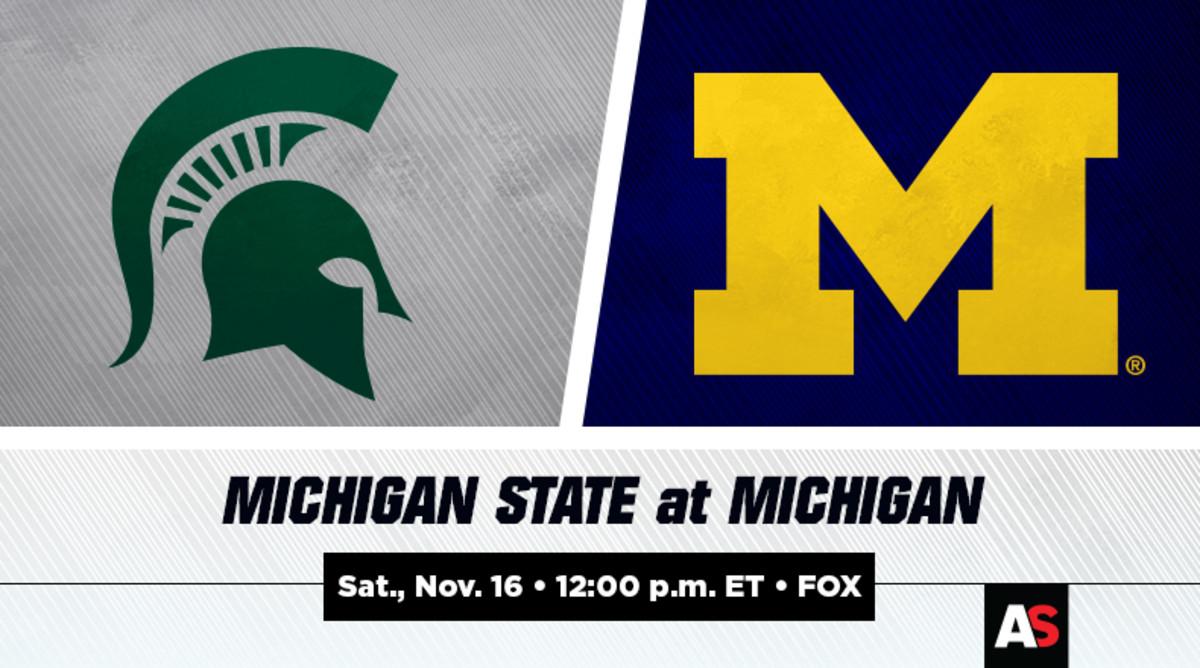 Michigan State vs. Michigan Football Prediction and Preview