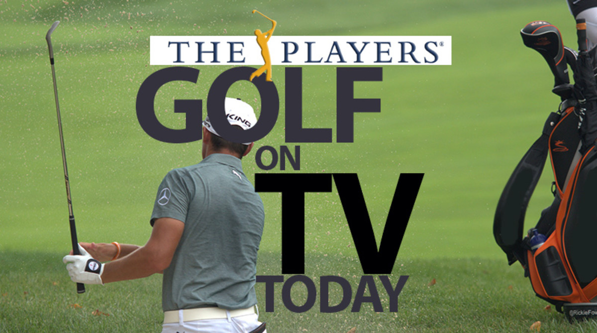 PLAYERS Championship: Golf on TV Today (Saturday, March 16)