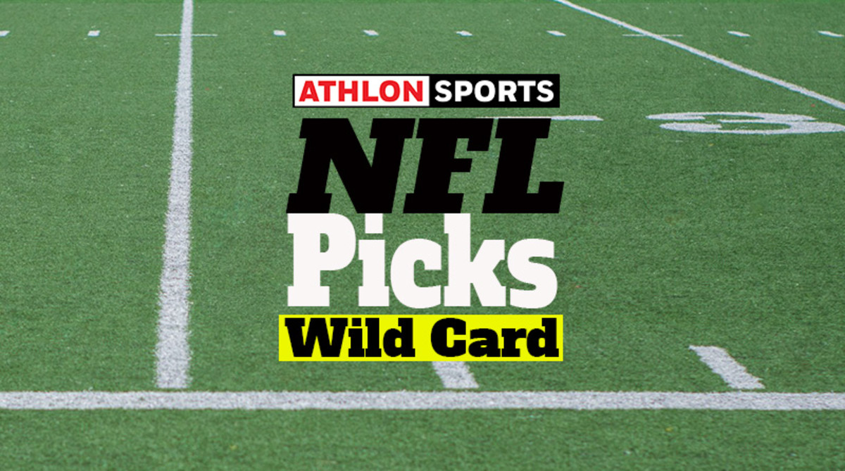 NFL Predictions: Wild Card Round Picks for Every Game