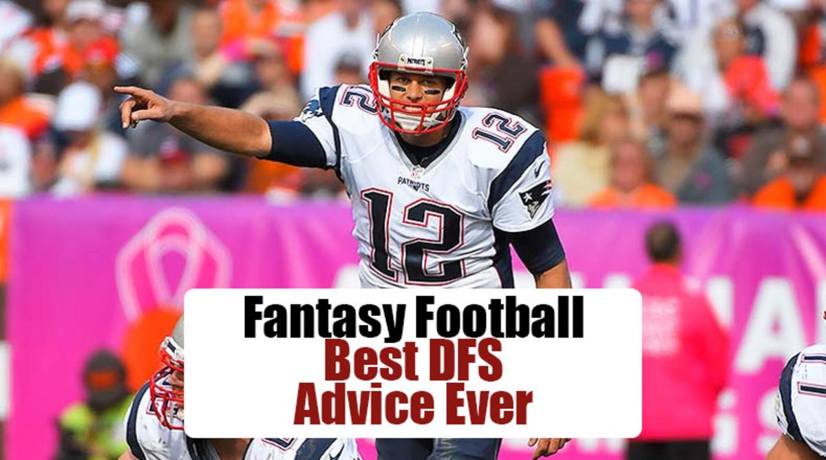 Fantasy Football 2019: Best DFS Advice Ever