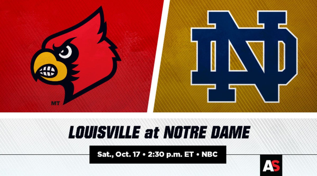 Louisville vs. Notre Dame (ND) Football Prediction and Preview