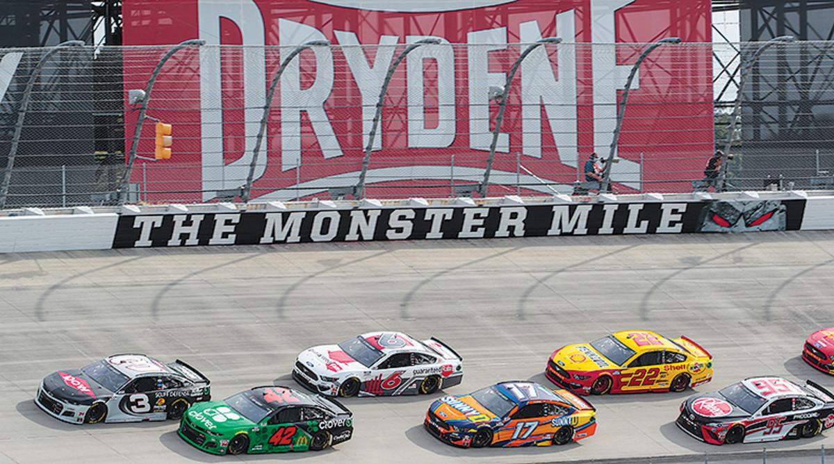 NASCAR Fantasy Picks: Best Dover International Speedway Drivers for DraftKings