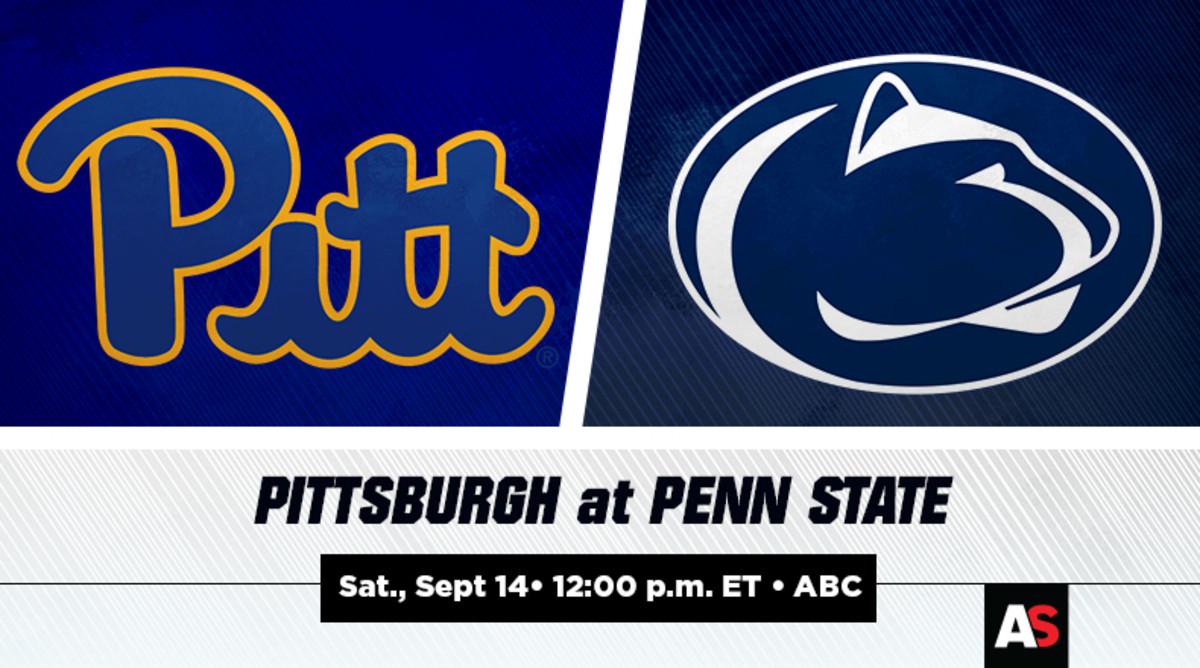 Pittsburgh vs. Penn State Football Prediction and Preview