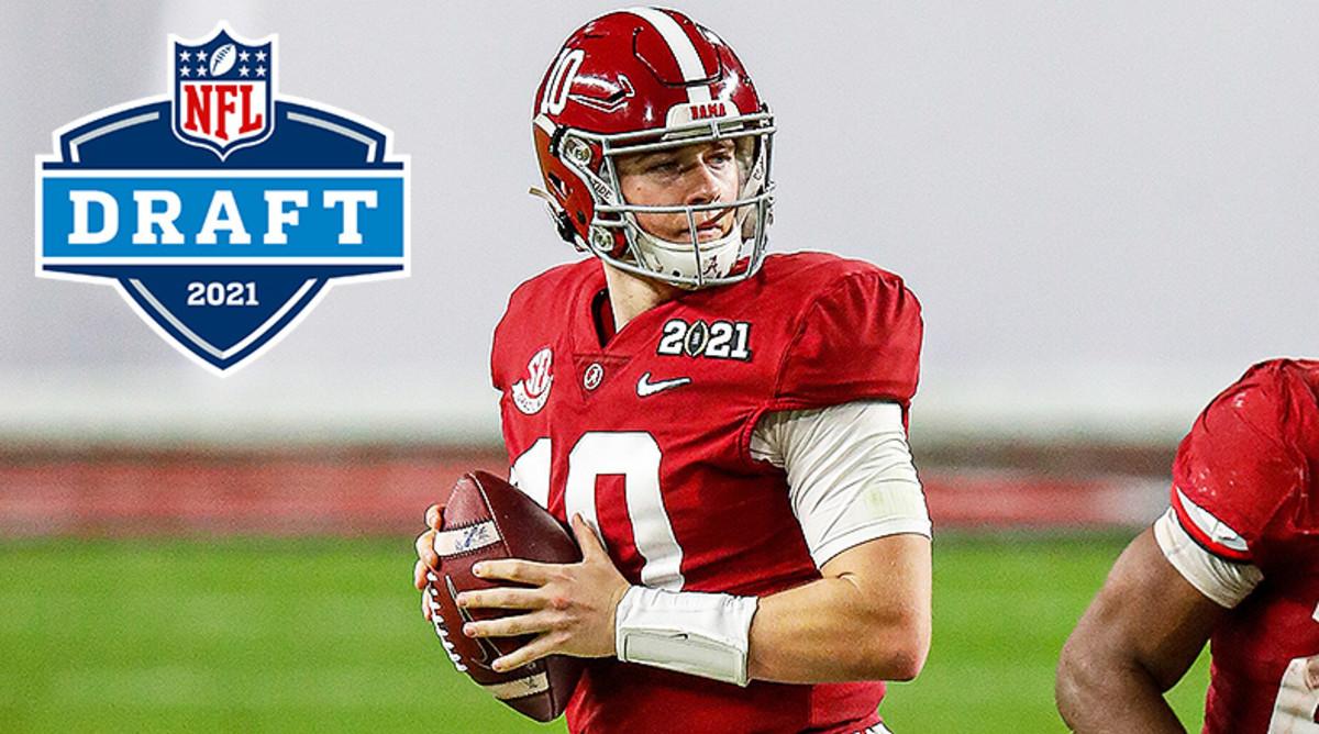 2021 NFL Draft Profile: Mac Jones