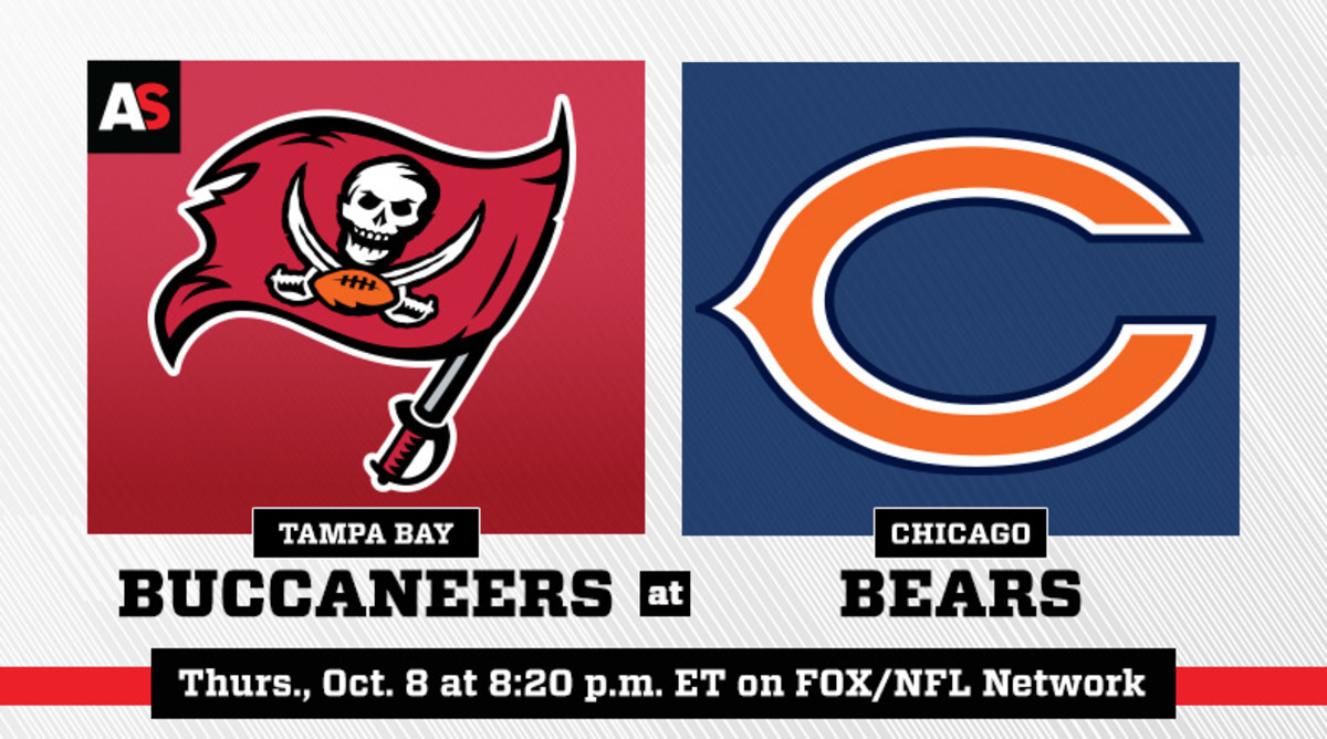 Thursday Night Football: Tampa Bay Buccaneers vs. Chicago Bears Prediction and Preview