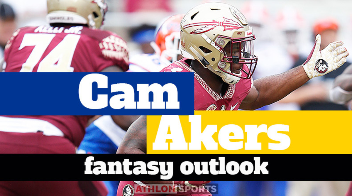 Cam Akers: Fantasy Outlook 2020