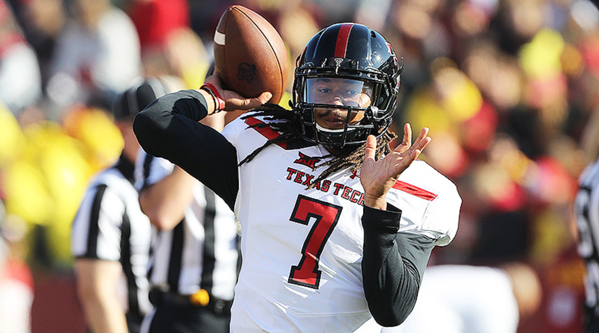 Texas Tech vs. West Virginia Football Prediction and Preview